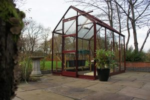 Elite 6'3' Wide High Eave Greenhouse