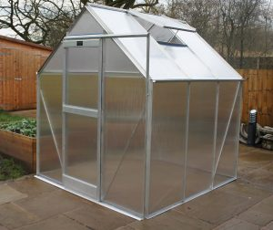 Elite 6'3' Wide iGRO Greenhouse