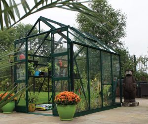 Elite 6'3' Wide Strata Greenhouse