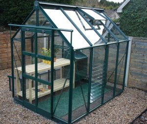 Elite 6'3' Wide Titan 600 Greenhouse