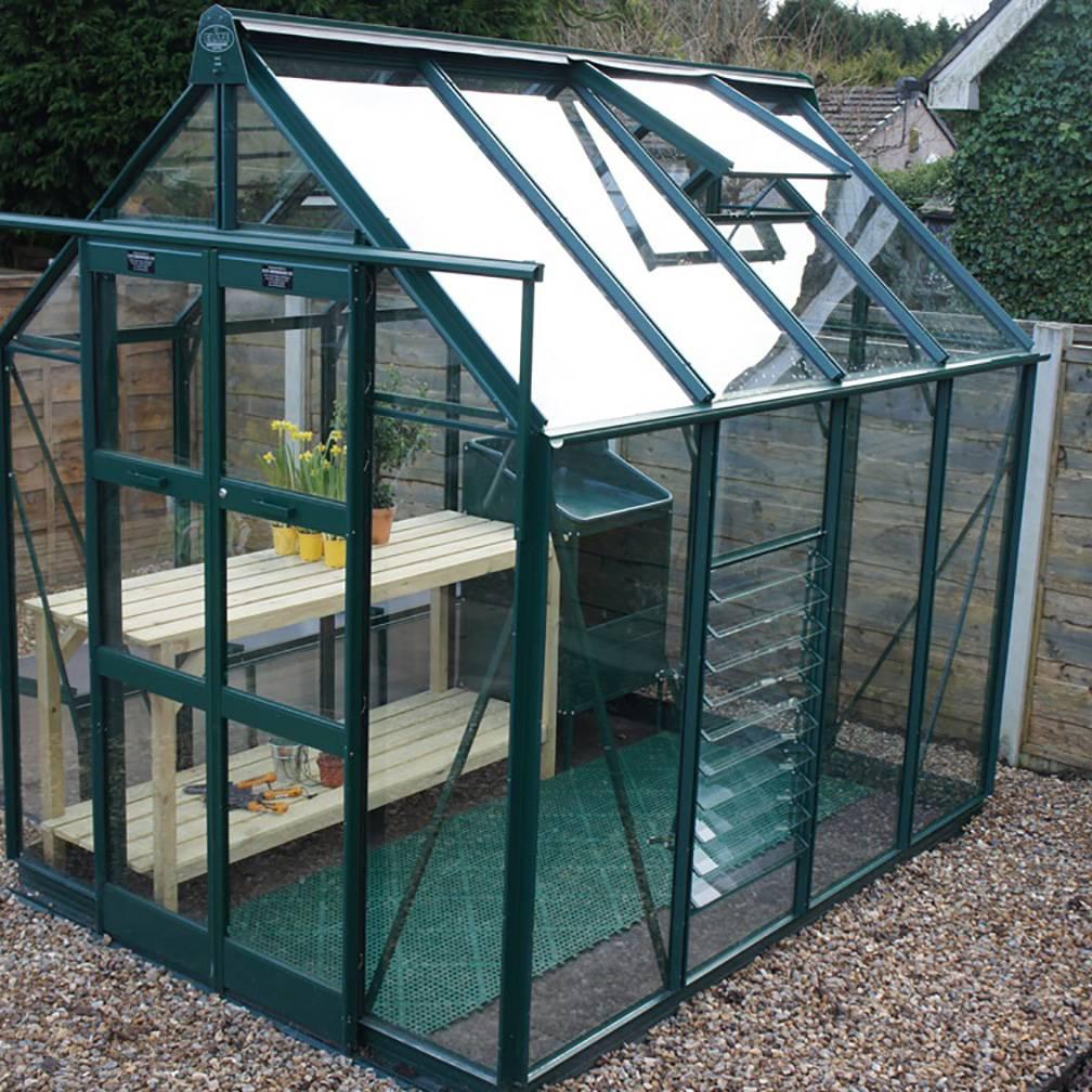 Elite 6'3' Wide Titan 600 Greenhouse