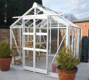 Elite 7'5' Wide Titan 700 Greenhouse
