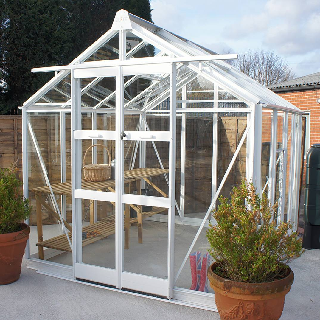 Elite 7'5' Wide Titan 700 Greenhouse