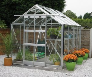 Elite 7'5' Wide Vantage Greenhouse