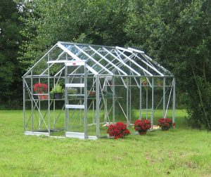 Elite 8'5' Wide Belmont Greenhouse