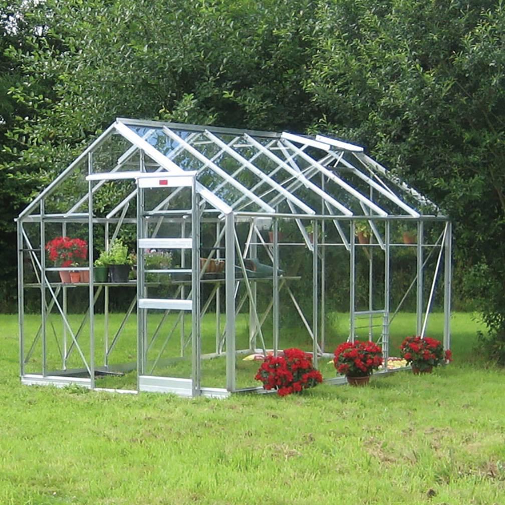 Elite 8'5' Wide Belmont Greenhouse