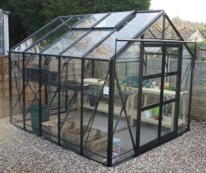 Elite 8'5' Wide GX 800 Greenhouse