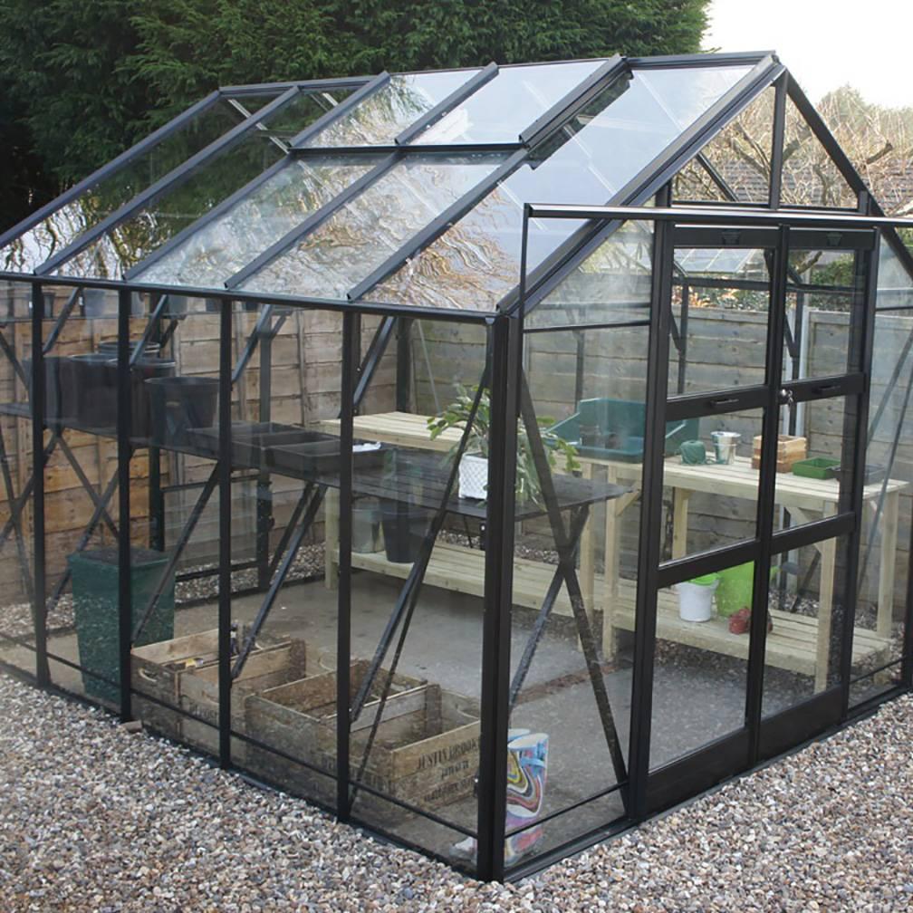 Elite 8'5' Wide GX 800 Greenhouse