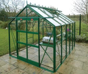 Elite 8'5' Wide Titan 800 Greenhouse
