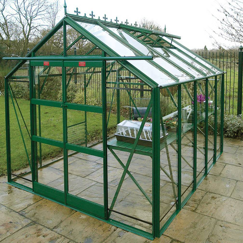 Elite 8'5' Wide Titan 800 Greenhouse