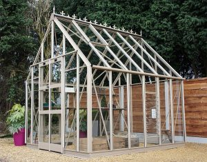 Elite 8'5' Wide Zenith 800 Greenhouse