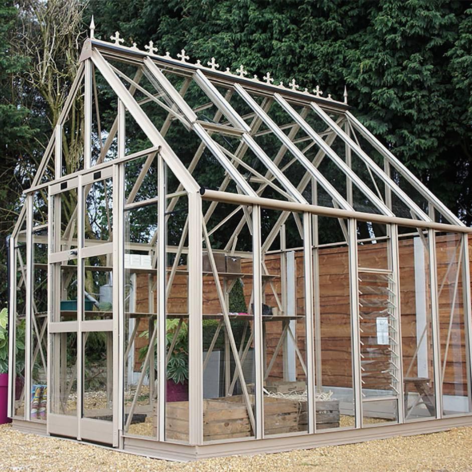 Elite 8'5' Wide Zenith 800 Greenhouse