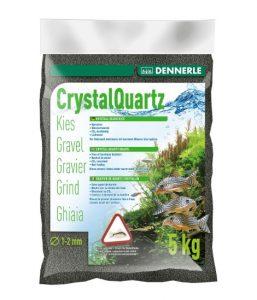 Dennerle Quartz Gravel Diamond Black 5Kg