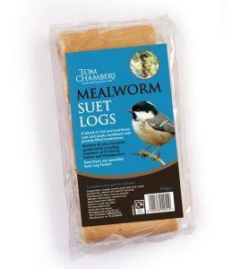 Suet Logs - Mealworm