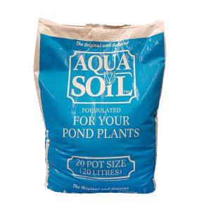 Anglo Aqua Soil Aquatic Pond Compost for Aquatic Plants - 20L