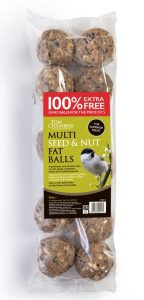 Tom Chambers Fat Balls - 10 pack - Multi Seed & Nut - 100% Extra Free