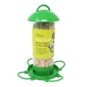Tom Chambers Easy Feeder - Multi Seed and Nut Mix