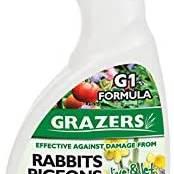 Grazers G1 Rabbits/Deer Rtu 750ml