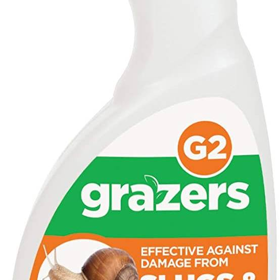 Grazers G2 Slugs & Snails Rtu 750ml