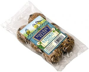 Natures Feast 6 Energy Suet Ballls