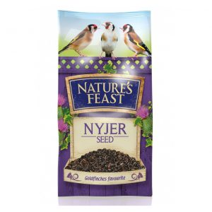 Natures Feast Nyjer Seed 1kg