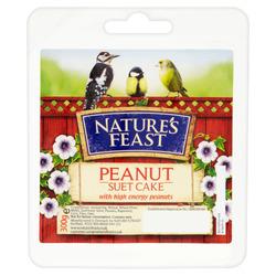 Natures Feast Peanut Suet Cake 300g