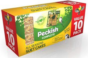 Peckish Complete Suet Cake 10 pk