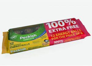 Peckish Complete Energy Balls 6pk + 6 Free