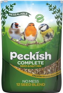 Peckish Complete Seed Mix 12.75kg