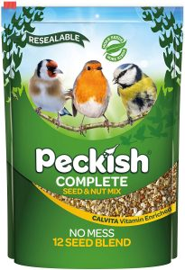Peckish Complete Seed & Nut Mix 2kg