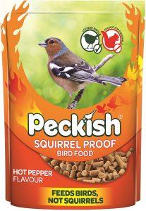 Peckish Squirrel Proof Suet Pellets 1kg