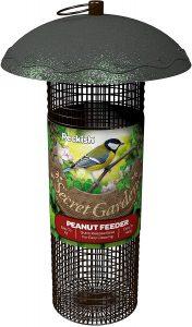 Peckish Secret Garden Peanut Feeder