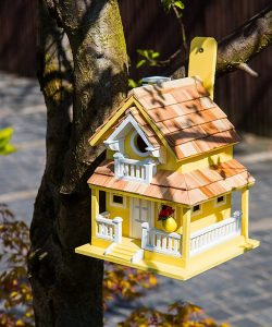 Heritage Backyard Bird House