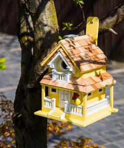 Heritage Backyard Bird House