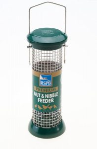 Gardman RSPB  Small Premium Nut Feeder