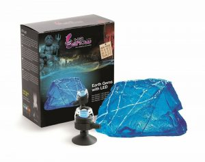 Hydor Earth Gems Blue Sapphire + Blue Led