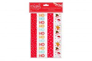 Ho Ho Ho Christmas Paper Chains