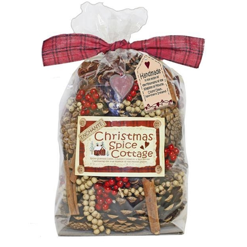 Enchante Country Scented Petals & Pods - Lge - Christmas Spice Cottage
