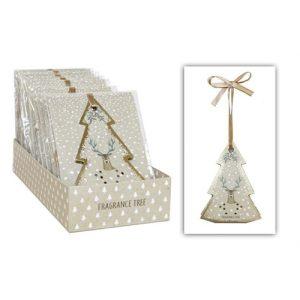Enchante Cinnamon Fragranced Tree Hanger