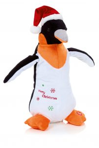 Premier 32cm Flapping Penguin with Music