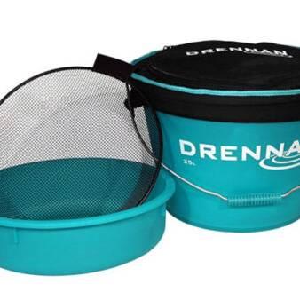 Drennan Bait Bucket Set, 25L