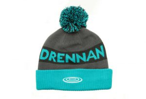 Drennan Blue/Black Bobble Hat