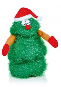 Premier 28cm Battery Operated Singing Norbert Tree