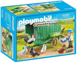 Playmobil 70138 Country Chicken Coop