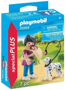 Playmobil 70154 Special Plus Mother with Baby and Dog