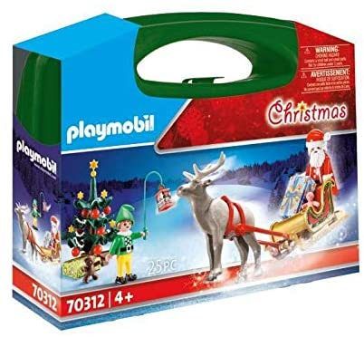Playmobil 70312 Large Christmas Carry Case