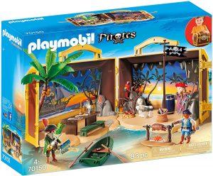 Playmobil 70150 Pirates Take Along Pirate Island