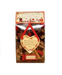 Enchante Christmas''Friendship'' Scented Box