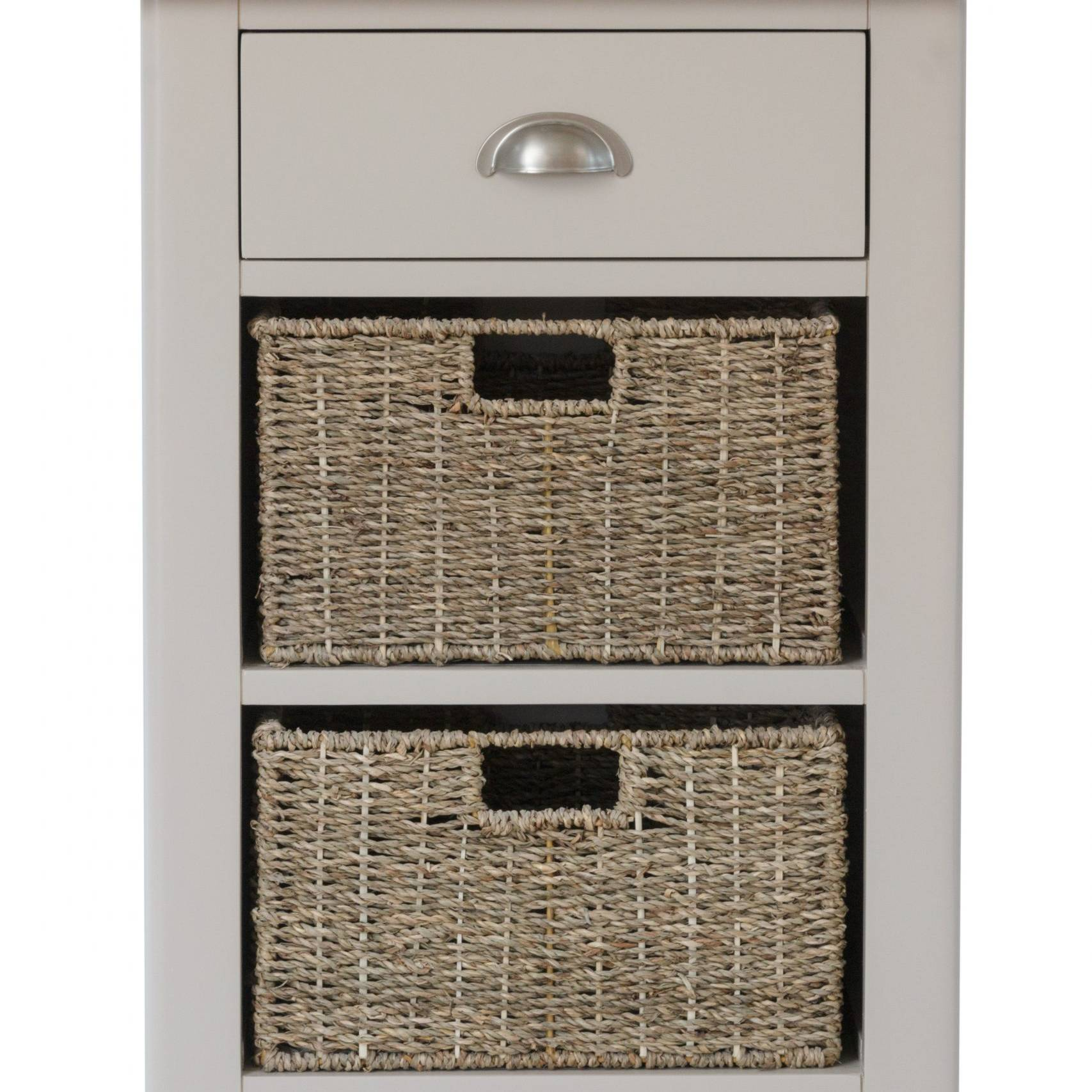 The Truffle - 1 Drawer 2 Basket Cabinet