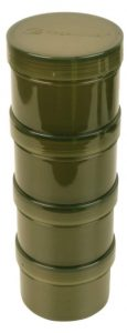 Ridge Monkey Modular Hookbait Pots Green